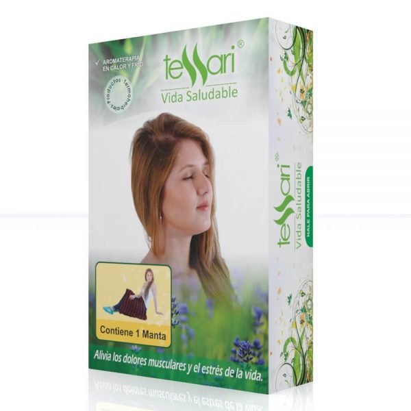 manta termica aromaterapia