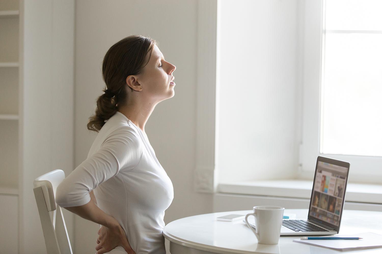 Más sobre dolor lumbar y barriga hinchada